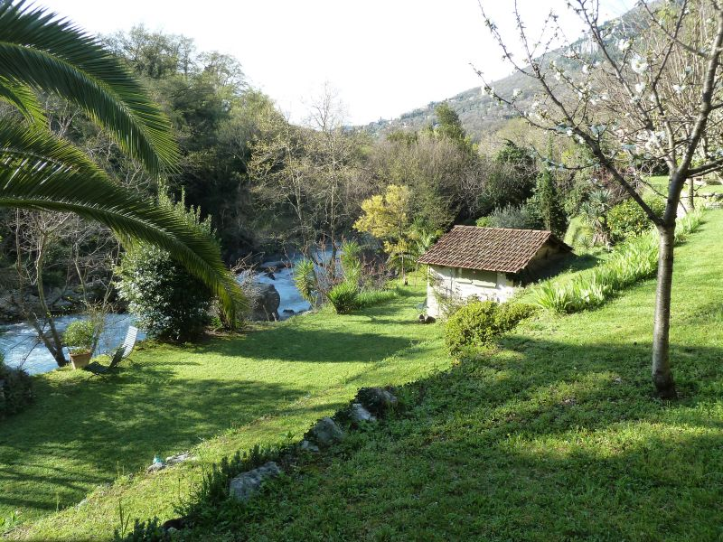 View from the property Location House 90504 Grasse