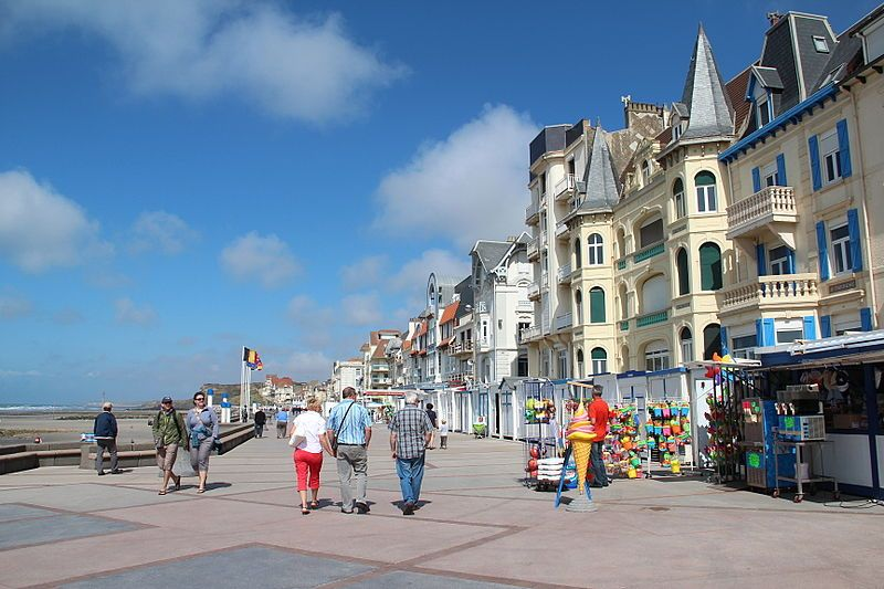 Location House 98236 Wimereux