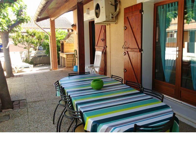 Terrace Location Villa 100786 Valras-Plage