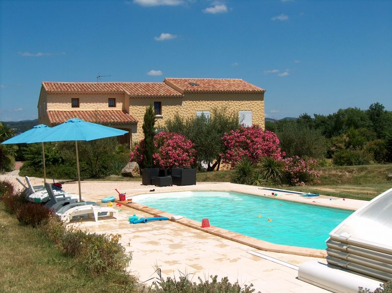 Swimming pool Location House 100952 Anduze