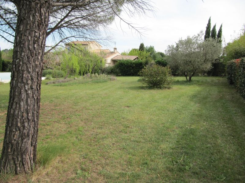 View of the property from outside Location House 100952 Anduze
