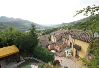 View from the property Location Vacation rental 102280 Urbino
