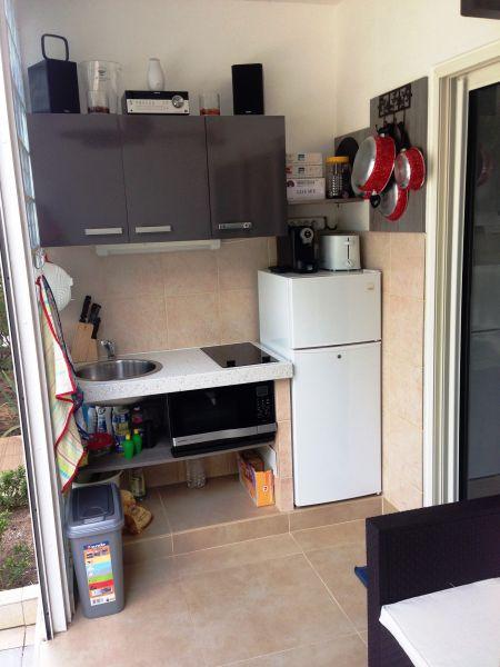 Summer kitchen Location Apartment 108399 Marigot