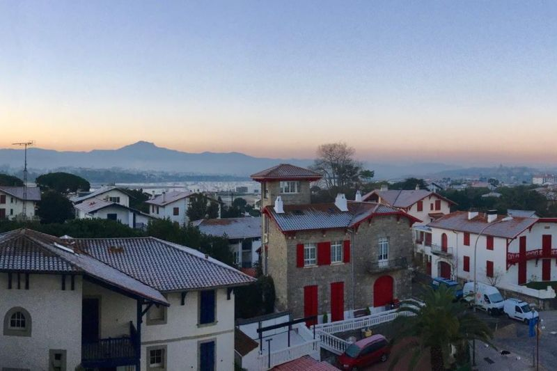 View from the balcony Location Apartment 112931 Hendaye