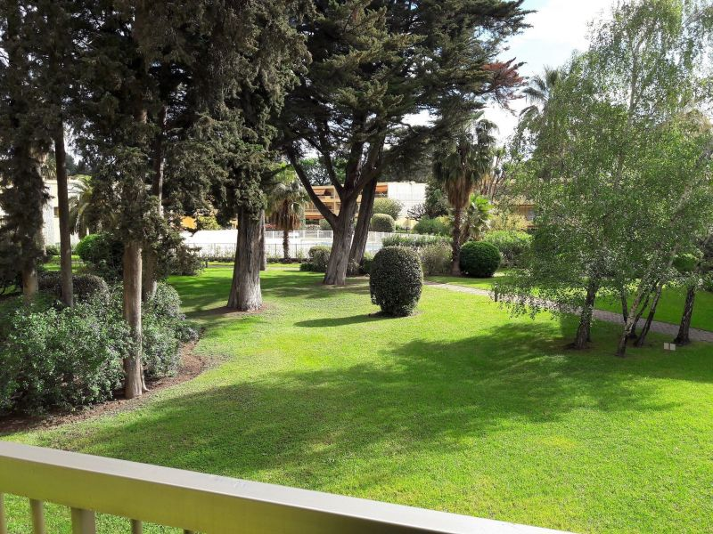 View from the terrace Location Apartment 114308 Antibes