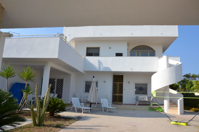 View of the property from outside Location Villa 116597 Lecce