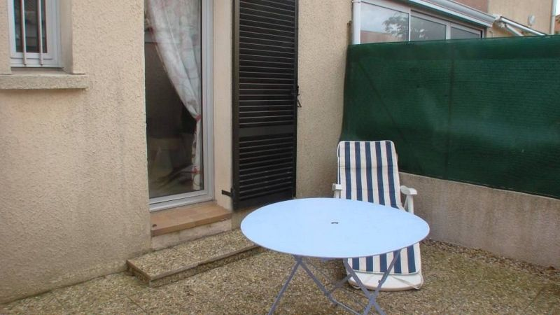 Courtyard Location Villa 117077 Valras-Plage
