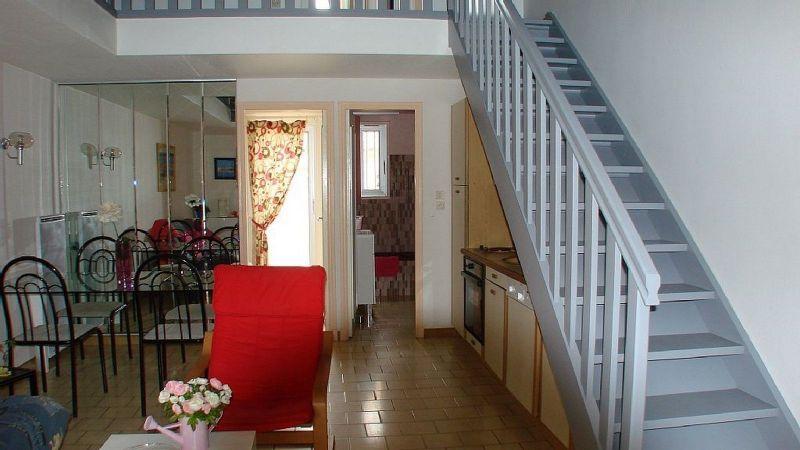 Dining room Location Villa 117077 Valras-Plage