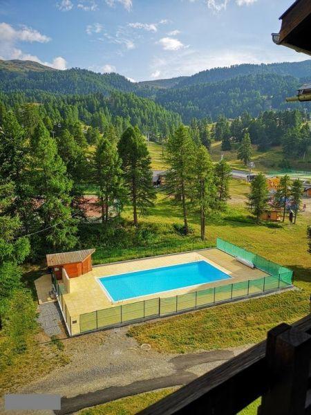 Swimming pool Location Apartment 117670 Risoul 1850