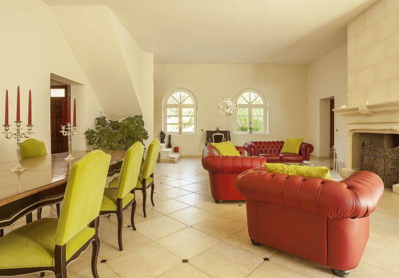 Living room Location Villa 118602 Lorgues
