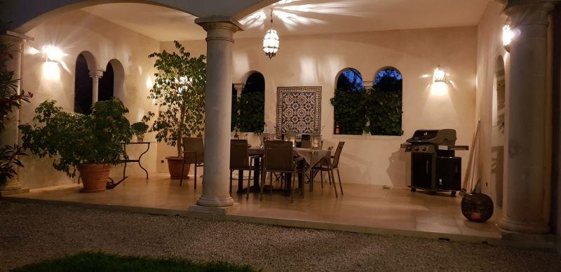 Covered balcony Location Villa 118602 Lorgues