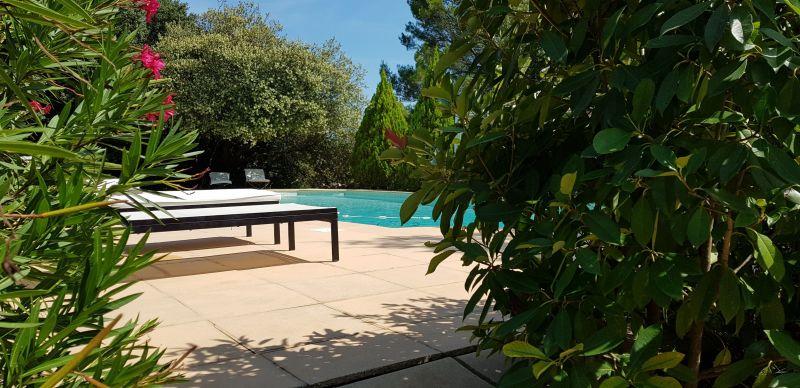 Swimming pool Location Villa 118602 Lorgues