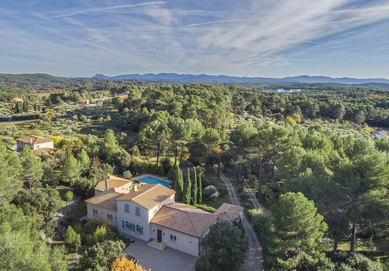 View of the property from outside Location Villa 118602 Lorgues