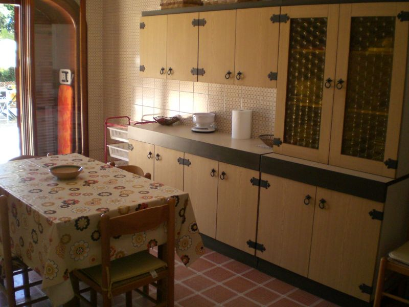 Separate kitchen Location Villa 63887 Torre dell'Orso