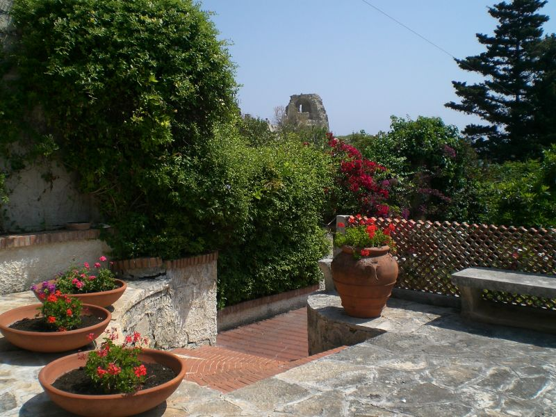 Garden Location Villa 63887 Torre dell'Orso