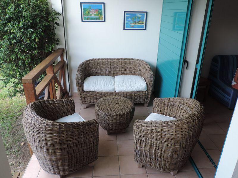 Lounge Location Apartment 66397 Sainte Anne (Guadeloupe)