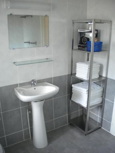 bathroom Location Apartment 68479 Orbey