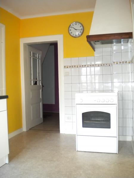 Separate kitchen Location Apartment 68479 Orbey