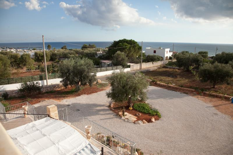 View from the property Location Villa 74745 Torre Vado