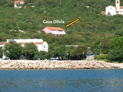 Location Apartment 76573 Klenovica