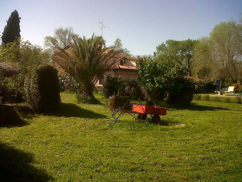 Garden Location Vacation rental 80832 Gavorrano