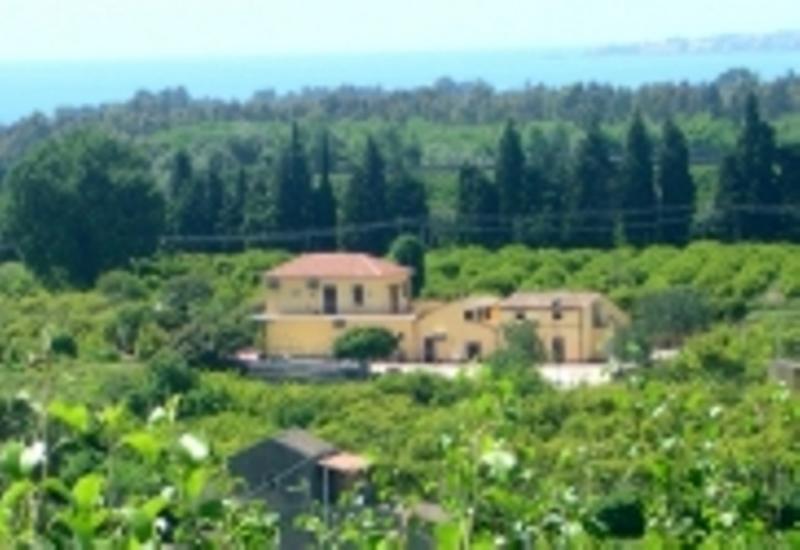 View of the property from outside Location Apartment 81186 Fiumefreddo di Sicilia