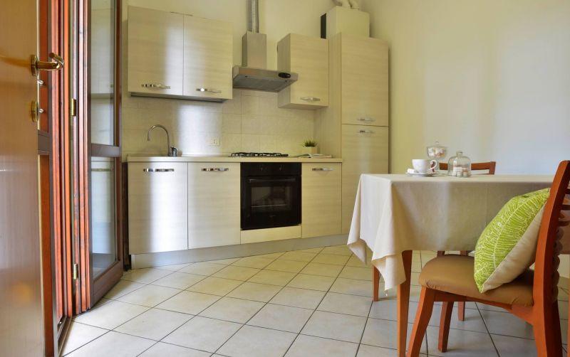 Open-plan kitchen Location Apartment 81806 Bellaria Igea Marina
