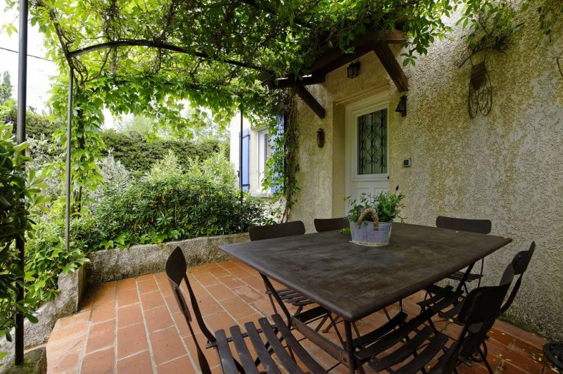 View from the terrace Location House 84879 Saint Rémy de Provence