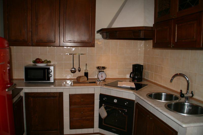 Separate kitchen Location Vacation rental 84894 Siena