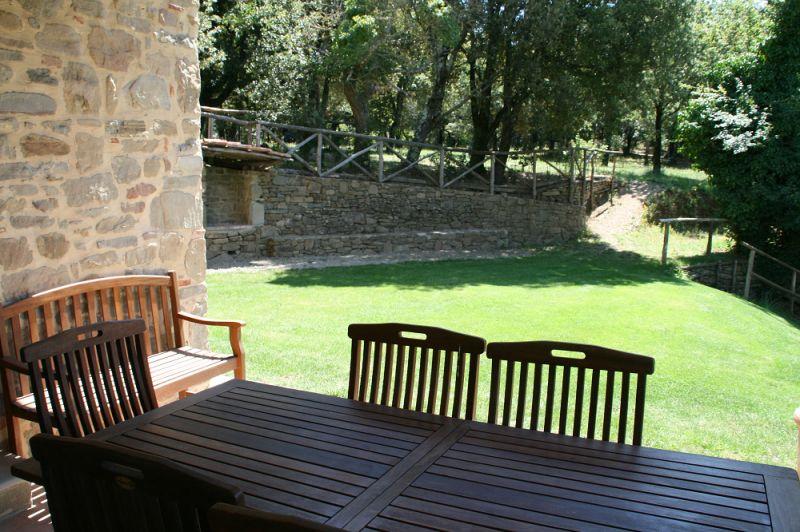 Garden Location Vacation rental 84894 Siena