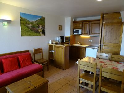 Living room Location Apartment 85409 Orcières Merlette