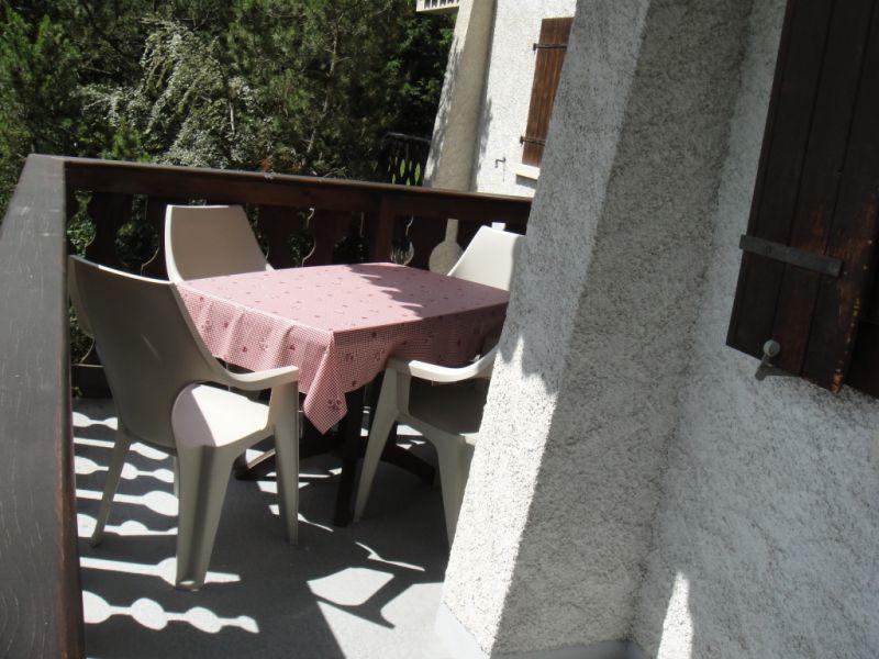 Balcony Location Apartment 91122 Samoëns