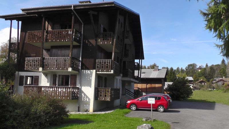 Parking Location Apartment 91122 Samoëns