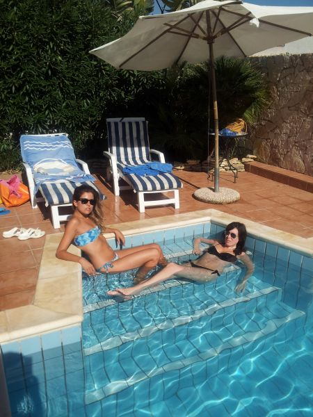 Swimming pool Location Villa 92036 Tre Fontane