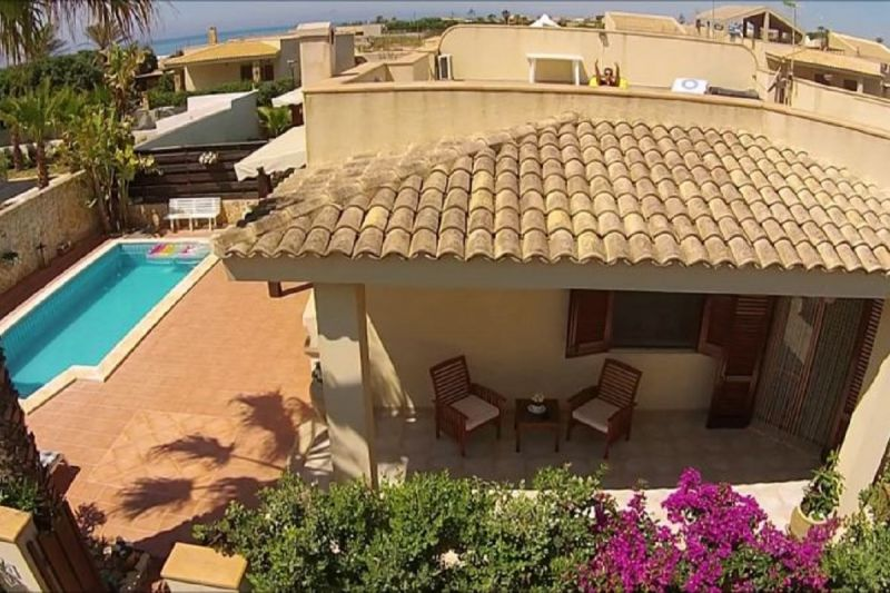 Location Villa 92036 Tre Fontane