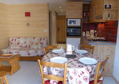 Location One-room apartment 92236 Les Carroz d'Araches
