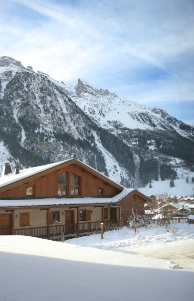 View from the terrace Location Apartment 93265 Pralognan la Vanoise