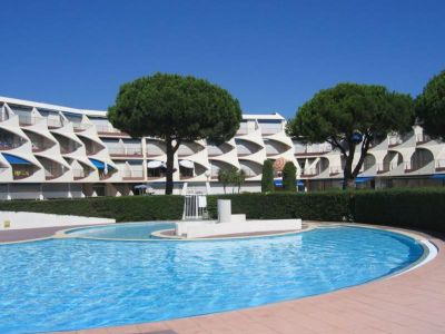 Location One-room apartment 98176 Port Camargue