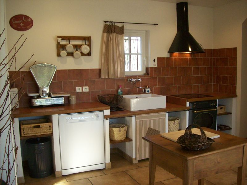 Kitchenette Location House 100030 Avignon