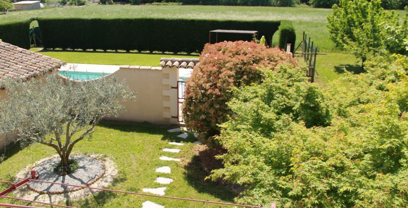 View from the property Location House 100030 Avignon
