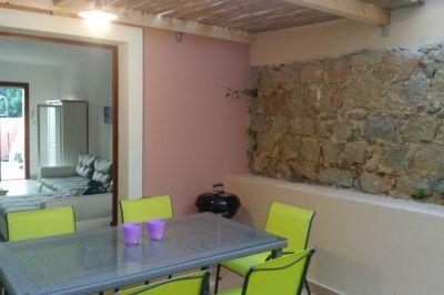 Covered balcony Location House 100655 Villasimius