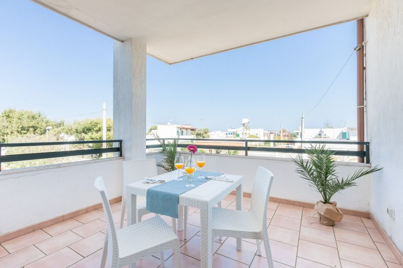 Balcony Location Apartment 109296 Ostuni