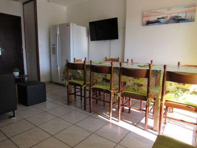 Living room Location House 109341 Saint Pierre la Mer