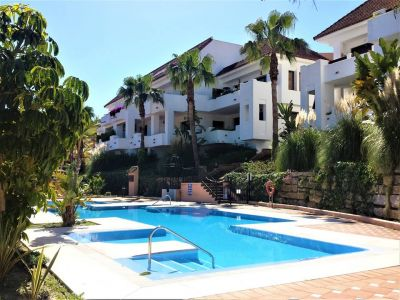 Swimming pool Location Apartment 112130 Marbella
