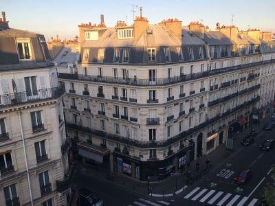 Balcony Location One-room apartment 113449 PARIS