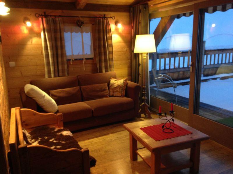 Lounge Location Chalet 113553 La Clusaz