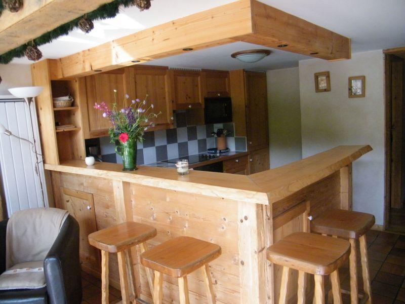 Summer kitchen Location Chalet 113553 La Clusaz