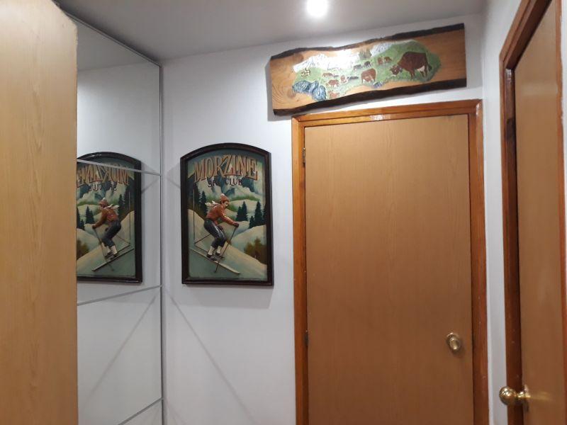 Hall Location One-room apartment 113736 Pas de la Casa