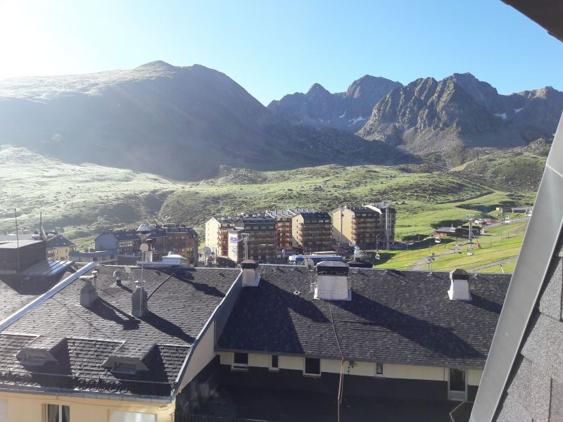 View from the property Location One-room apartment 113736 Pas de la Casa