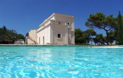 Swimming pool Location Villa 113766 Nardò